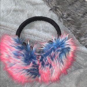 Fuzzy Ear Muffs (winter)